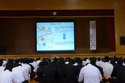 Kiryu High School-2